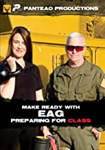 Panteao Productions: Make Ready with EAG Preparing for Class - PMR055 - EAG Tactical - Firearms Training Class Preparation - Exercise - Martina Hutchinson - Pat Rogers - DVD