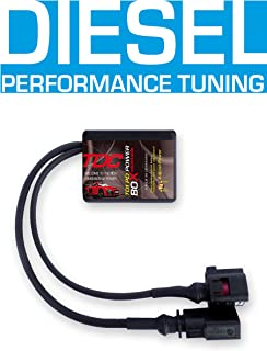 Power Box PDadjust Diesel Chiptuning Tuningchip Performance Module for VW Volkswagen Jetta 2.0 TDI (model year 2004 - 2009) - Plug and Drive