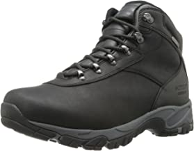 Hi-Tec Men's Altitude V I Waterproof Hiking Boot,Black/Charcoal,11 M US