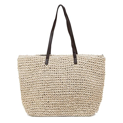d31894451 ILISHOP Hot Sale Women's Classic Straw Summer Beach Sea Shoulder Bag  Handbag Tote