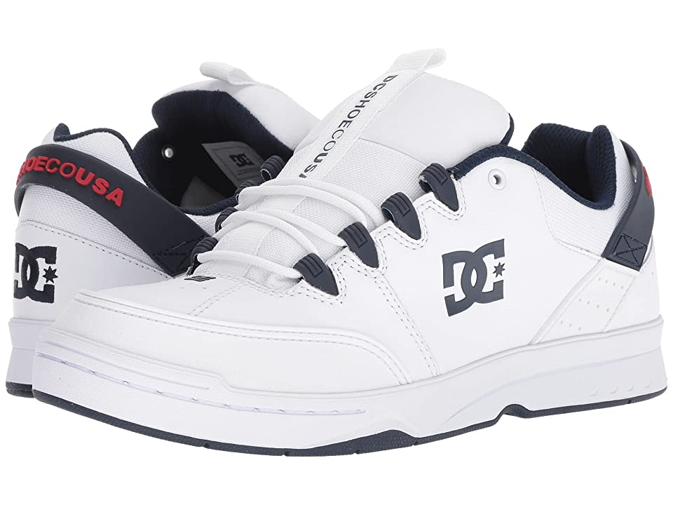 DC Syntax (White/Navy 1) Men