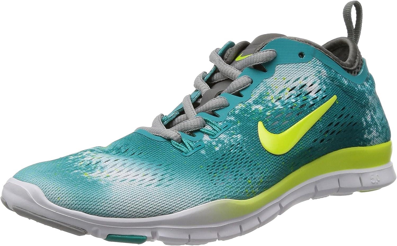 Nike - Free 5.0 Tr Fit 4, Aufdruck Damen
