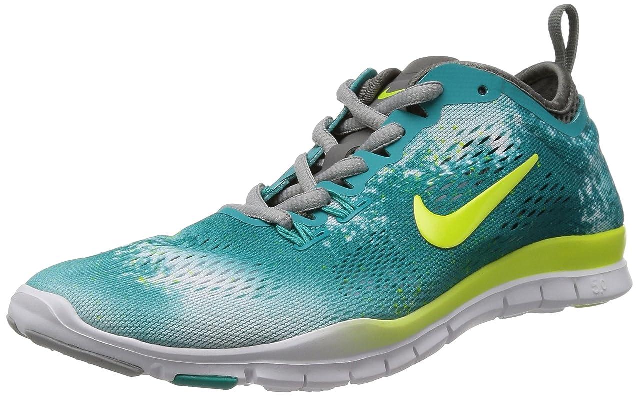 大砲無臭南東Nike Women's Free 5.0 Tr Fit 4 Prt Ankle-High Training Shoes