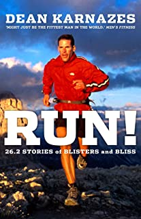 Run!: 26.2 Stories of Blisters and Bliss (English Edition)