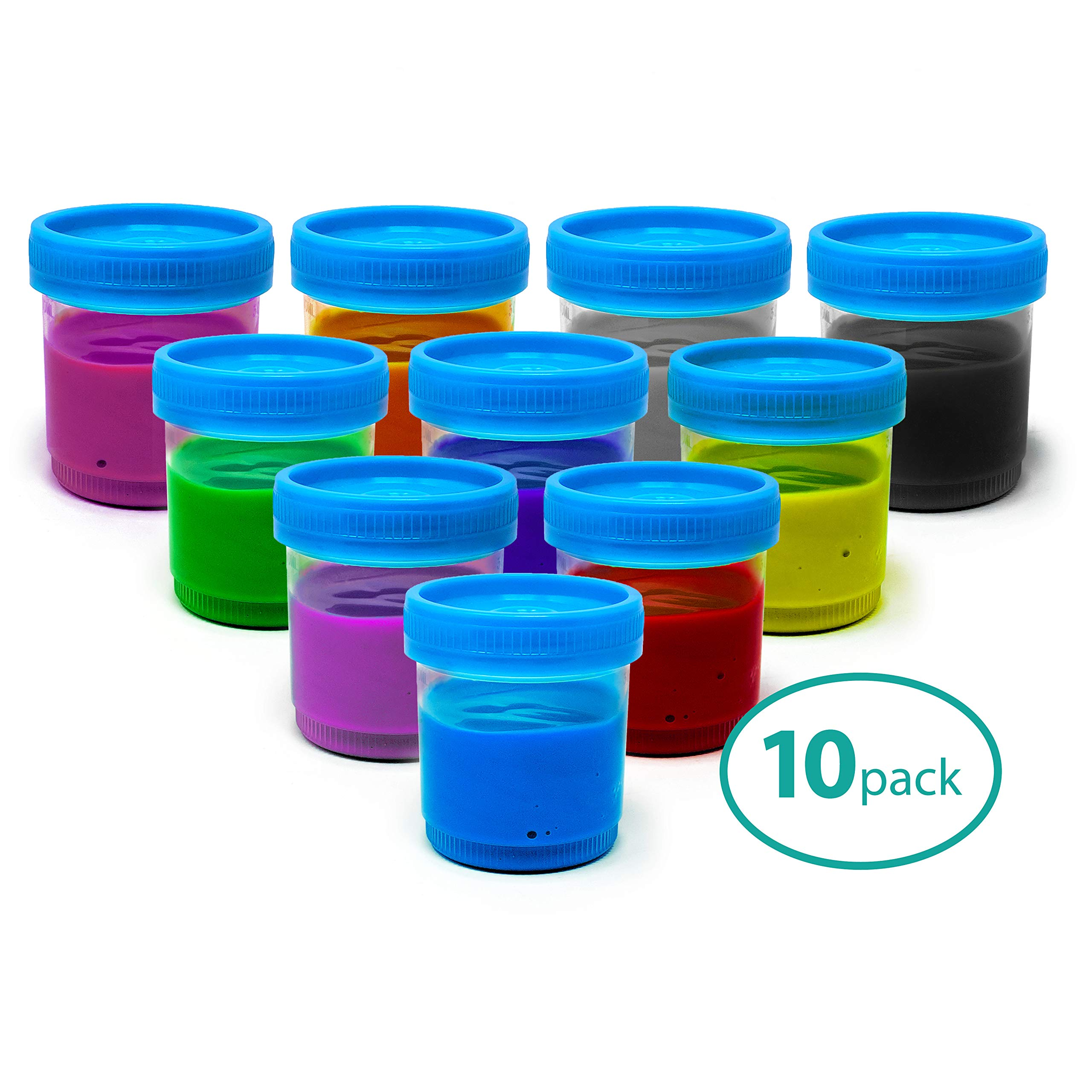 12 Count Loew-Cornell 975 1 Inch Storage Cups