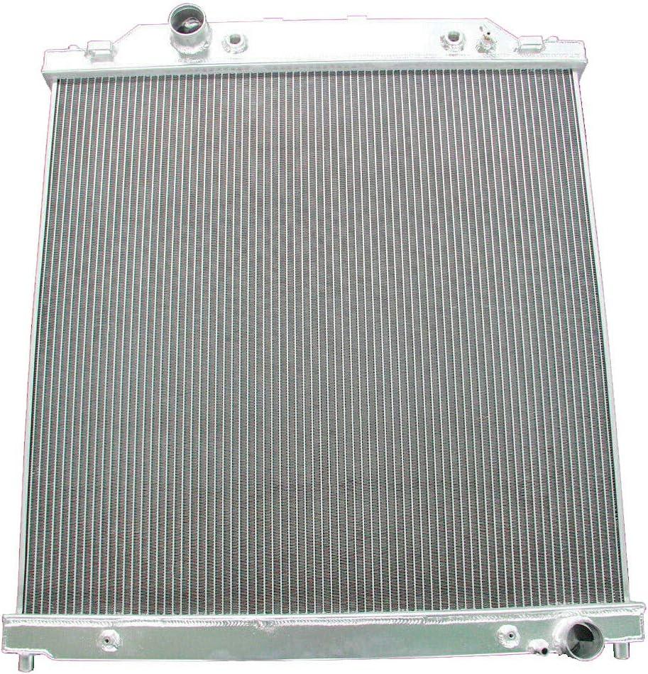 感謝価格 ZC2887 2 Rows All Aluminum Radiator 2003-07 F-350 F-250 Fit Ford 高価値