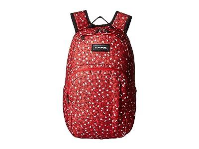Dakine 25 L Campus Medium Backpack (Crimson Rose) Backpack Bags