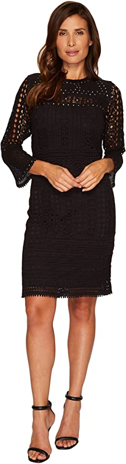 Lacey Knit Dress