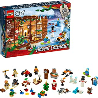 LEGO City Advent Calendar 60235 Building Kit, New 2019...