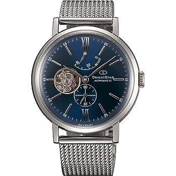 [オリエント時計] 腕時計 オリエントスター クラシック 機械式 自動巻(手巻付) WZ0151DK シルバー