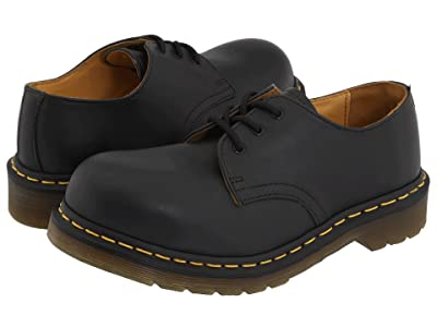 Dr. Martens 1925 (Black Fine Haircell) Lace up casual Shoes