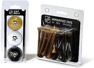 Team Golf NHL Logo Imprinted Golf Balls (3 Count) & 2-3/4