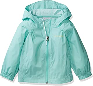 Columbia Youth Girls' Switchback Rain Jacket, Waterproof & Breathable