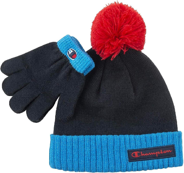 Champion Celsius Winter Set Blue Combo One Size