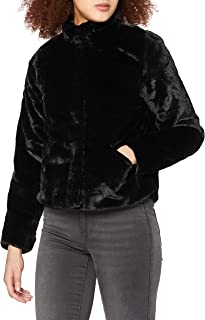 Only Onlvida Faux Fur Jacket Otw Giacca Donna