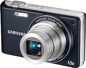 Samsung EC-PL210 Digital Camera with 14 MP and 10x Optical Zoom (Indigo Blue)