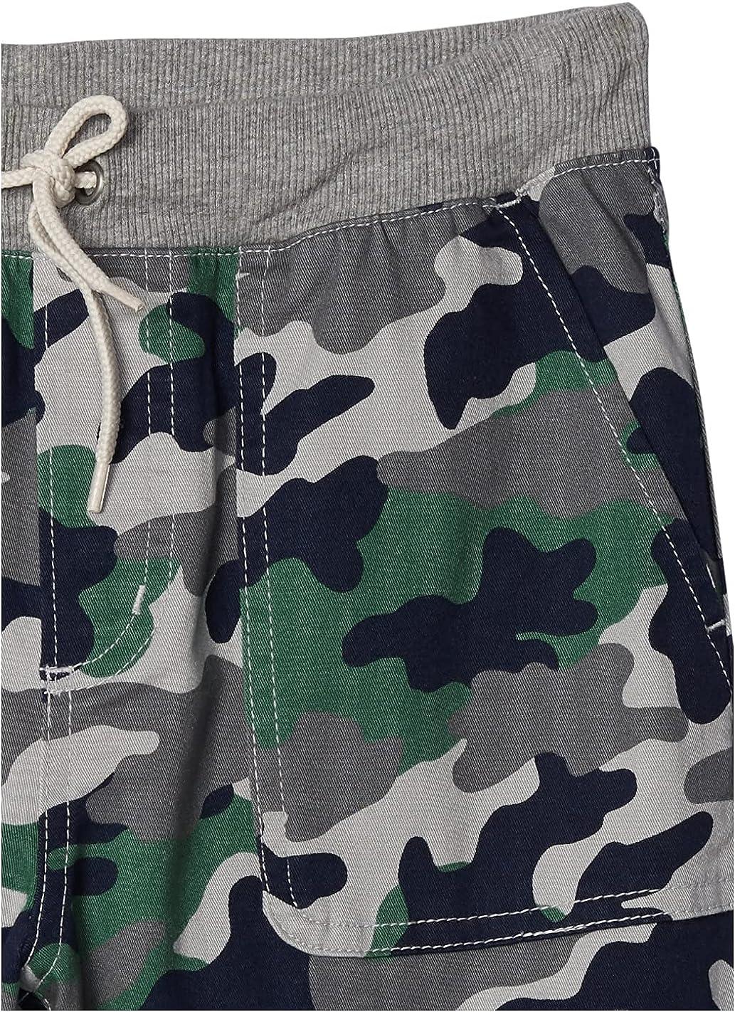 Amazon Brand - Spotted Zebra Boys' Pull-On Shorts
