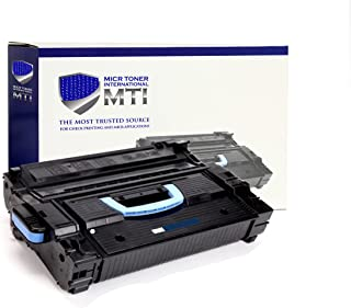 MICR Toner International Compatible Magnetic Ink Cartridge Replacement for TROY 02-88000-001 HP CF325X 25X M806