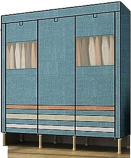 Armoire Armoire Armoire Armoire Portable Placard Articles de Rangement, Organisateur de Stockage de Placard avec Tissu Non...