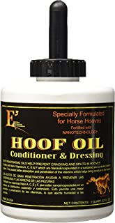 E3 Elite Grooming Products Equine Evolution Hoof Oil for Pets