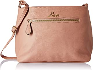 Lavie Moritz Women's Sling Bag (Peach)