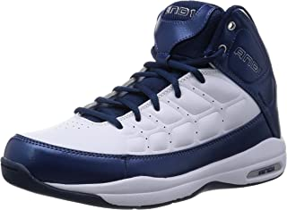 AND1 Men's Coach Mid Sneaker