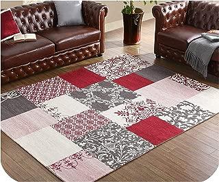 Big Living Room Carpet Kid Room Floor Mat Thick Carpet Bedroom Rug for Home Decor and Prayer Blanket,3,1200mm x 1800mm