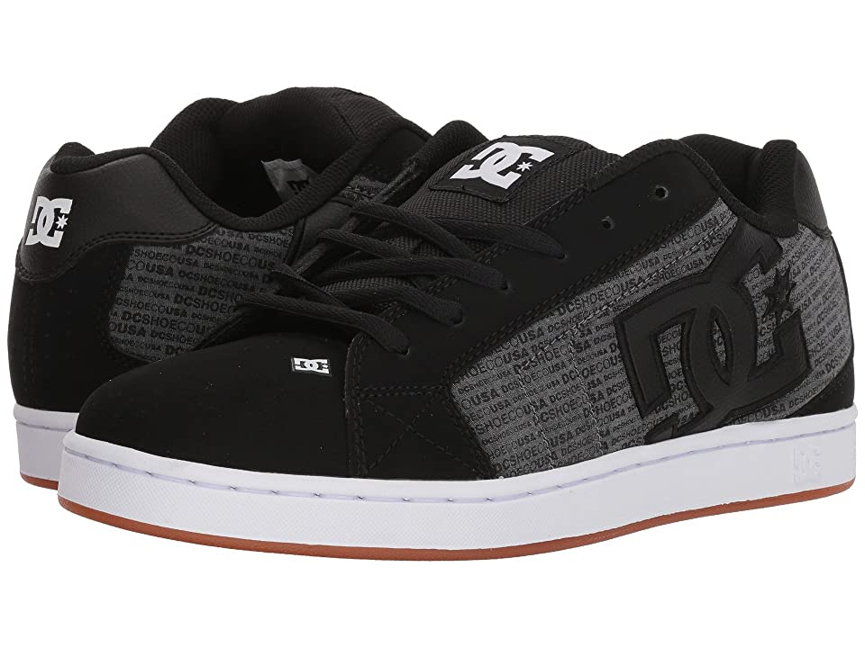 DC Net SE (Heather Black) Men