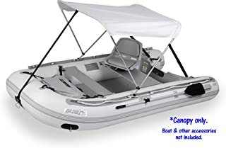 Sun and Rain Canopy for Inflatable Boats by Sea Eagle Boats