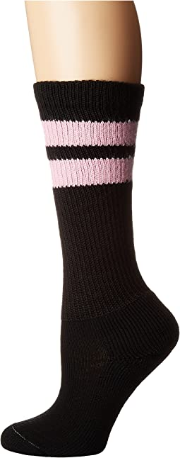 Black/Pink Stripes