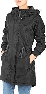 4THSEASON Women's Soft Shell Windbreaker Windproof Insulated Coat