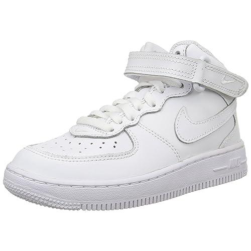 best website 3987d 5c280 Kids Nike Air Force 1 LV8 (GS) Basketball Shoes (6.5 Big Kid