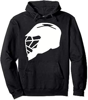 Lacrosse helmet Pullover Hoodie