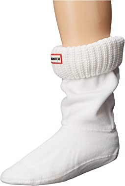 Hunter - Half Cardigan Boot Sock - Short