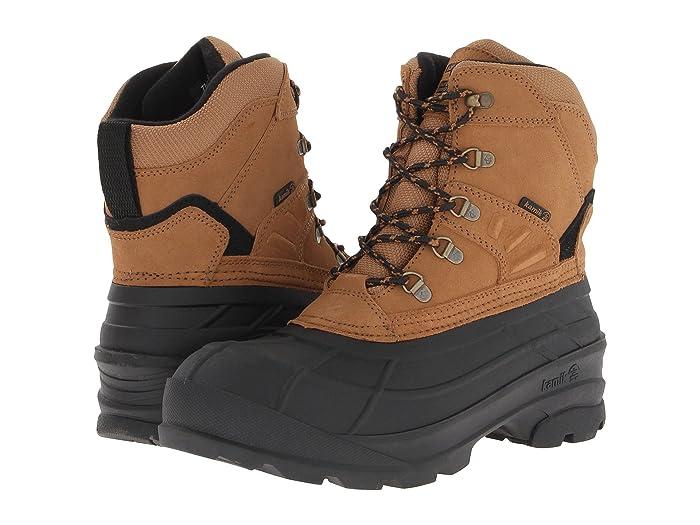 Kamik  Fargo (Tan 2) Mens Cold Weather Boots