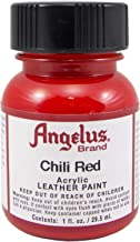 Springfield Leather Company's Chili Red Acrylic Leather Paint