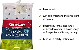 Catchmaster 975 Outdoor Disposable Fly Bag Trap (4)