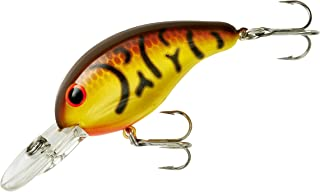 Bandit Crank 200-Series 2-Inch Spring Craw 4 to 8-Feet Deep Bait (Yellow)