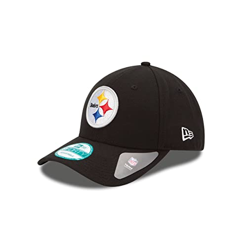 NFL The League Pittsburgh Steelers 9Forty Adjustable Cap b2f42e837