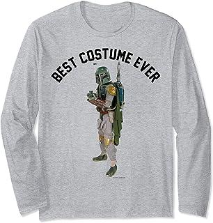 Star Wars Boba Fett Best Costume Ever Manche Longue
