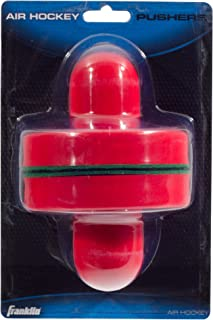Franklin Sports Zero Gravity Air Hockey Pushers-Pack of 2 (Red)