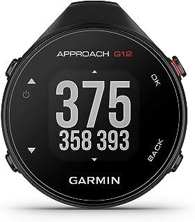 Garmin Approach G12 – Golf GPS-clip bevestiging aan riem/tas, zwart