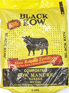 pasteurized cow manure