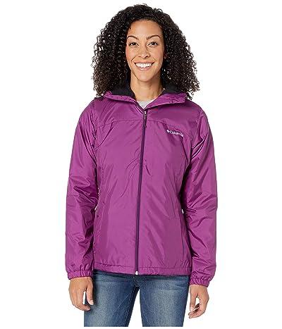 Columbia Switchbacktm Sherpa Lined Jacket (Wild Iris/Black) Women