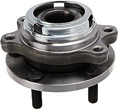 Timken HA590250 Front Wheel Bearing and Hub Assembly
