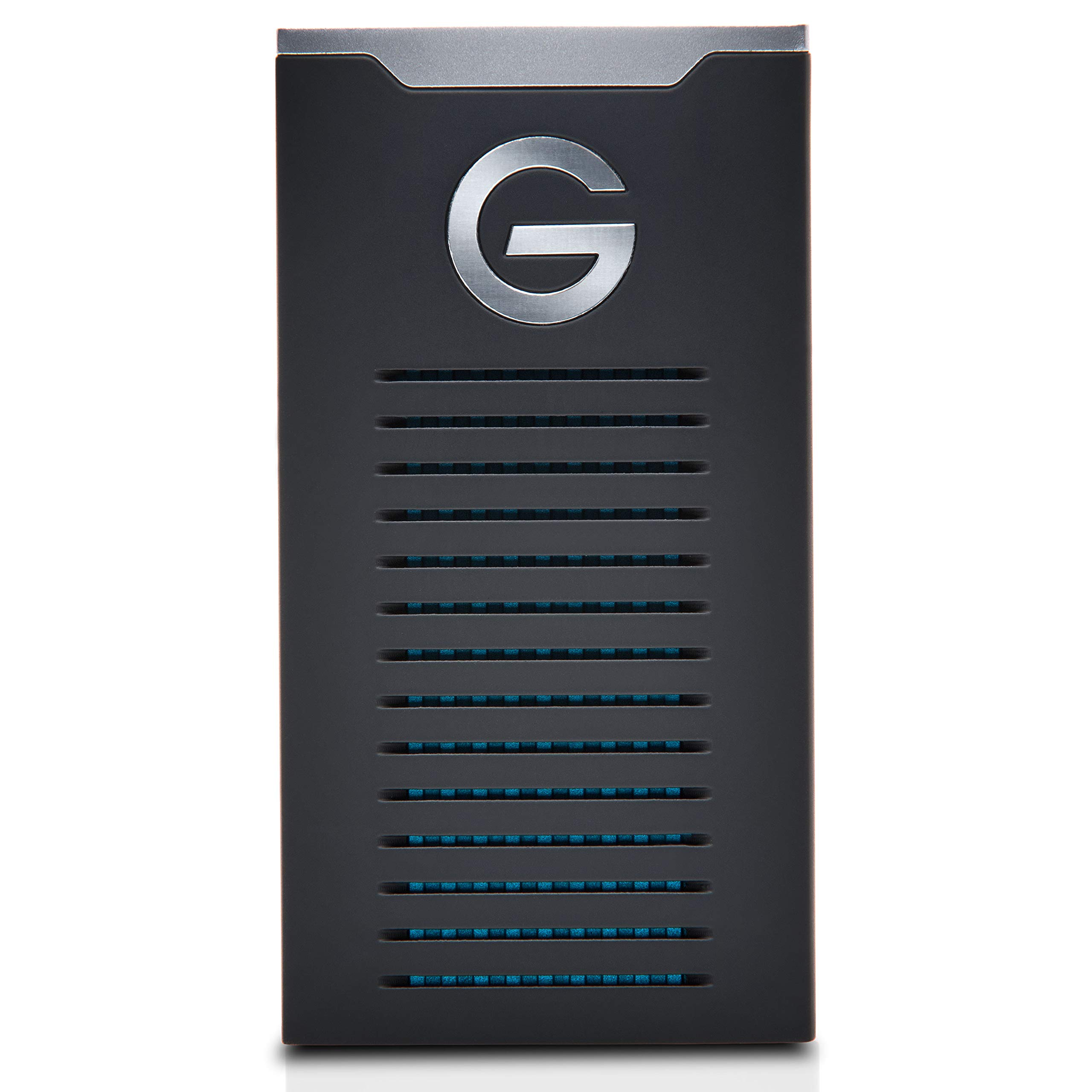 G-Technology 1TB G-DRIVE mobile SSD Durable Portable External Storage - USB-C (USB 3.1), Up to 560 MB/s - 0G06053-1