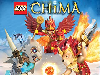 Lego: Legends of Chima: The Complete Second Season