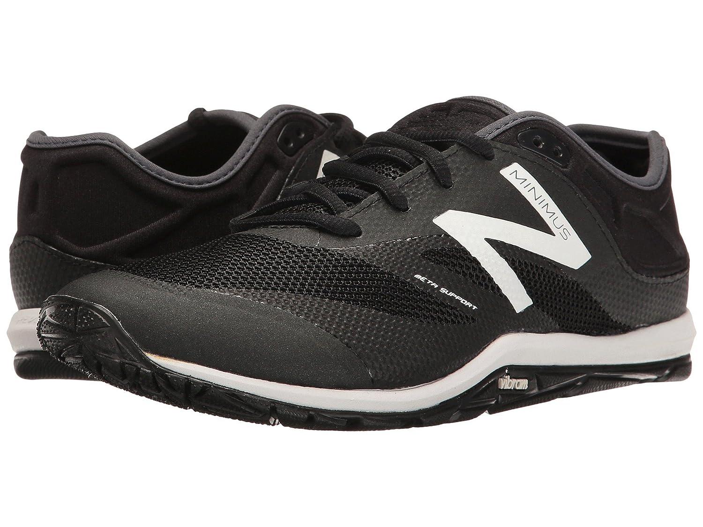 (ニューバランス) New Balance メンズランニングシューズ?スニーカー?靴 WX20v6 Black/White ブラック/ホワイト 11 (29cm) D