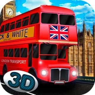 London Double-Decker Bus Simulator 3D