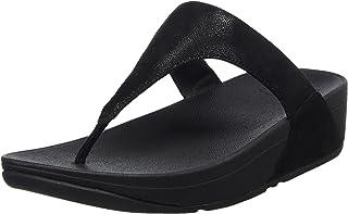 Fitflop Kadın Parıltılı Süet Parmak Arası Sandalet